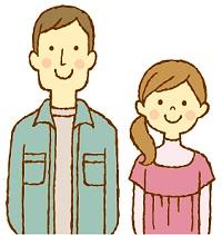 若いカップル