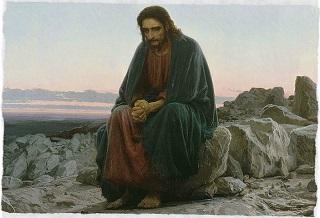 キリストの絵画